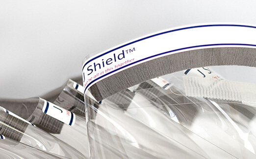 J-Shields Medical Face Shield
