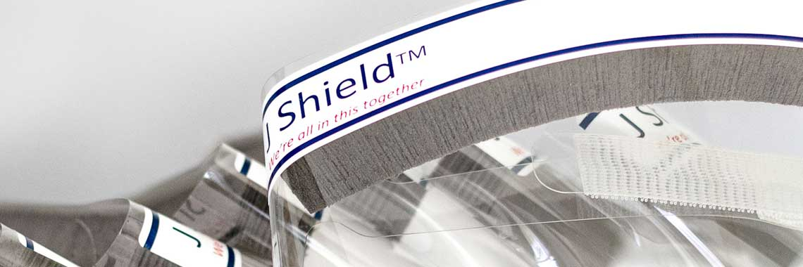 J-Shield Covid Face Shield