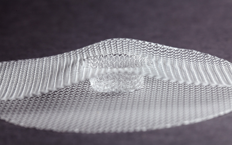 Soft tissue repair medical mesh